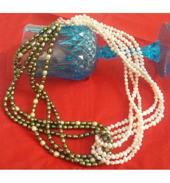 Collar Armonia de Perlas